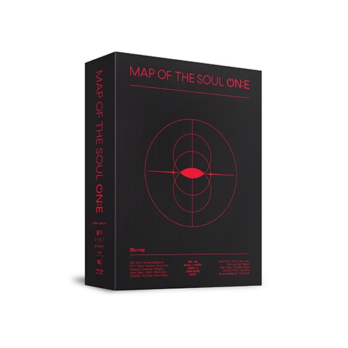 BTS MAP OF THE SOUL ON:E Blu-ray再再販決定